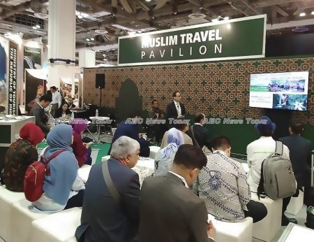 Muslim tourism is forecast to top $200 billion by 2020 - Indonesia hope to attract 5million Islamic visitors this year