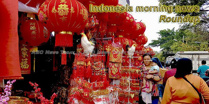 Indonesia morning news for February 4