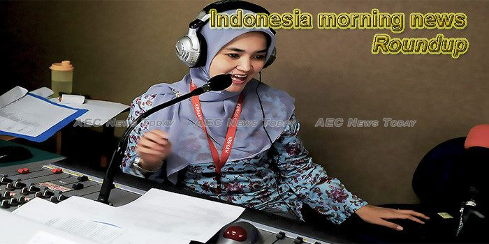 Indonesia morning news for February 13