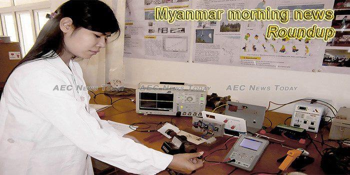Myanmar morning news for February 13