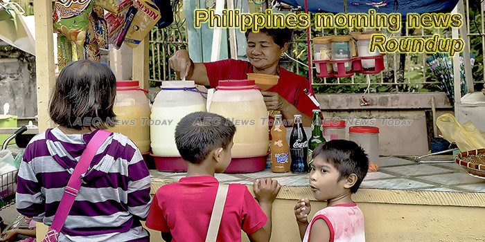 Philippines morning news for February 21