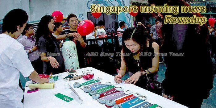Singapore morning news for February 27