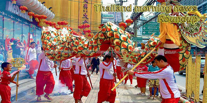 Thailand morning news for February 4