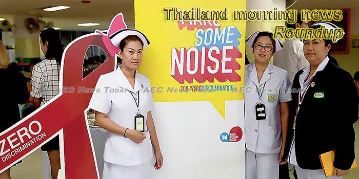 Thailand morning news for March 1