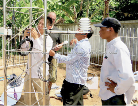 UNDP Weather Station | Asean News Today