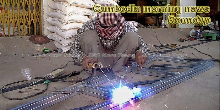 Cambodia morning news for March 15