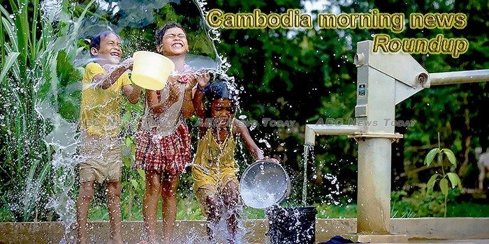 Cambodia morning news for March 20