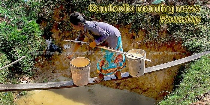 Cambodia morning news for March 6