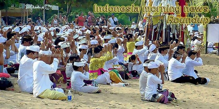 Indonesia morning news for March 6