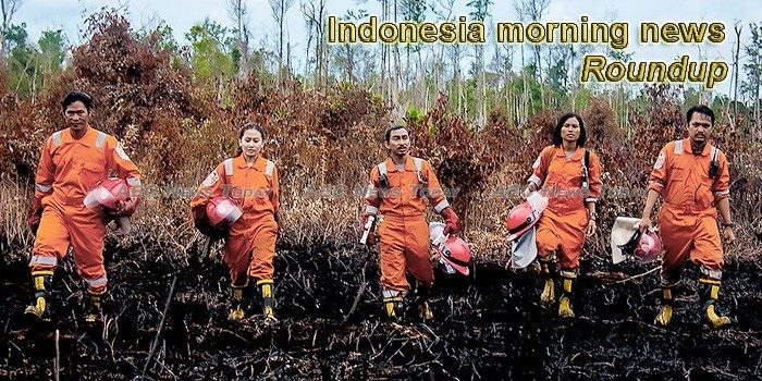 Indonesia morning news for March 20