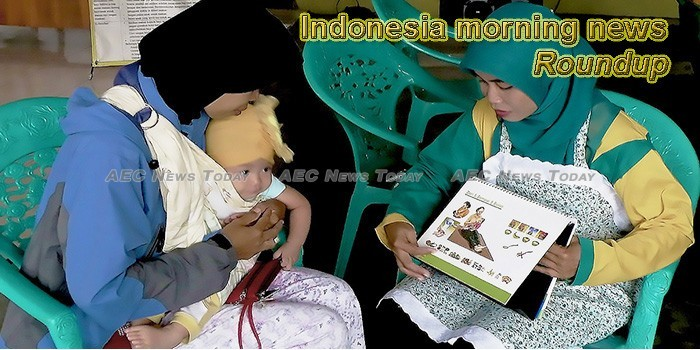 Indonesia morning news for April 1