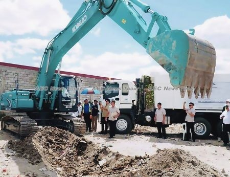 Construction kicks off on the P357-billion Metro Manila subway