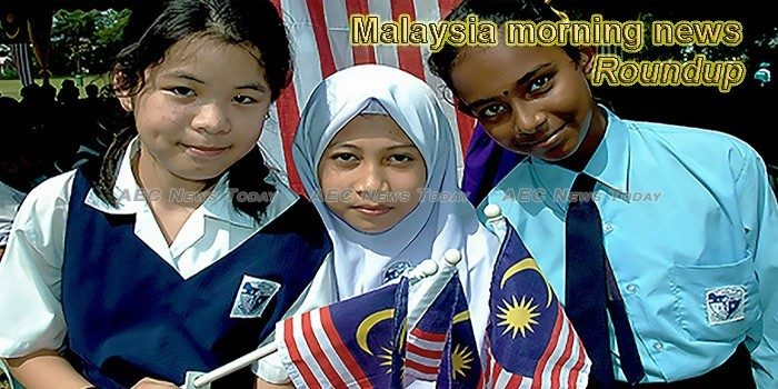 Malaysia morning news for March 19