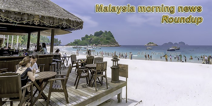 Malaysia morning news for March 27