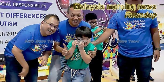 Malaysia morning news for April 1