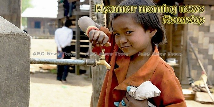 Myanmar morning news for March 22