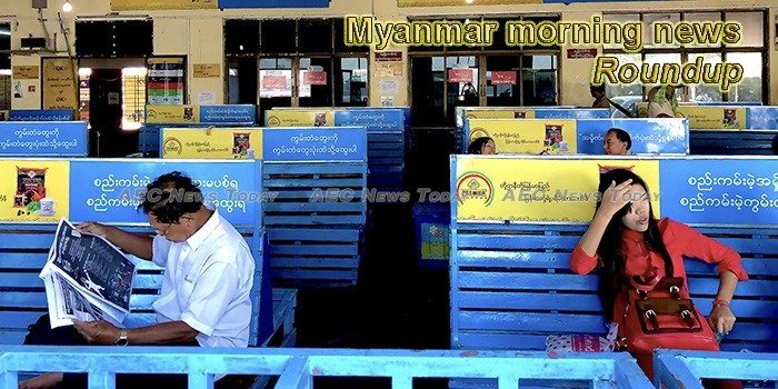 Myanmar morning news for March 7