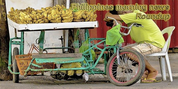 Philippines morning news for March 4