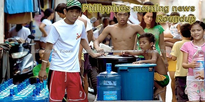 Philippines morning news for March 21