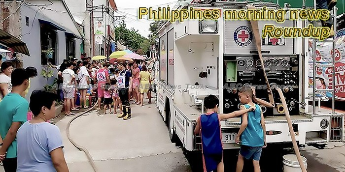 Philippines morning news for March 27