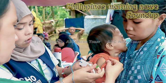 Philippines morning news for April 1