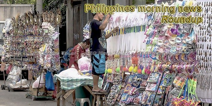Philippines morning news for March 14