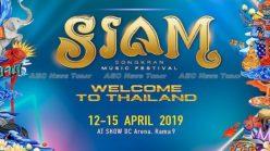 Siam Songkran: Bangkok set to host Thailand's largest Songkran music festival (video)