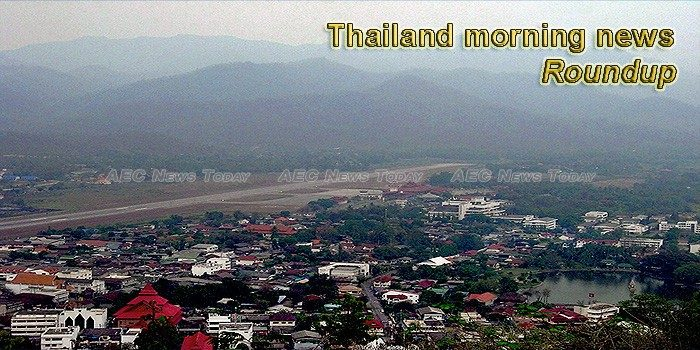 Thailand morning news for March 11