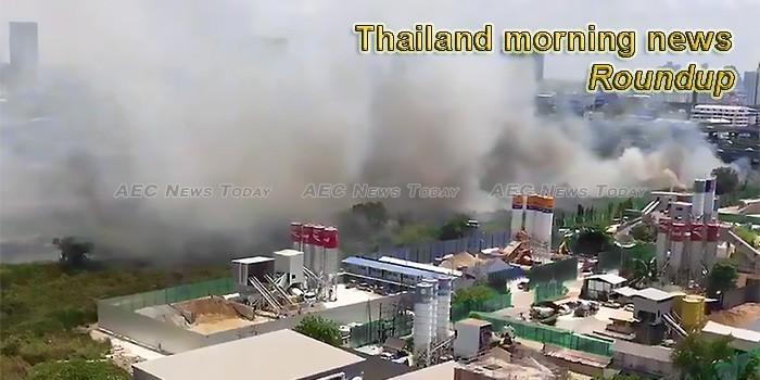 Thailand morning news for April  1
