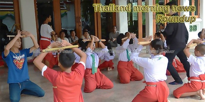 Thailand morning news for March 6
