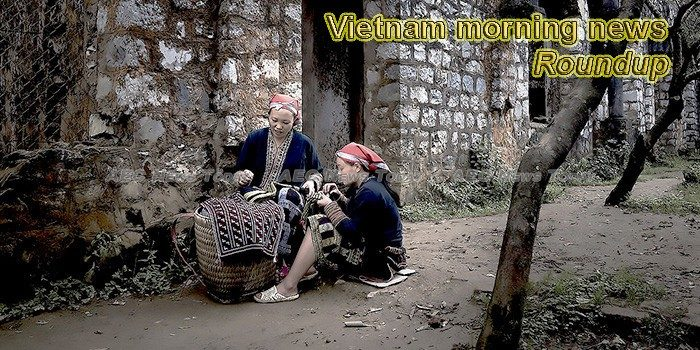 Vietnam morning news for March 15