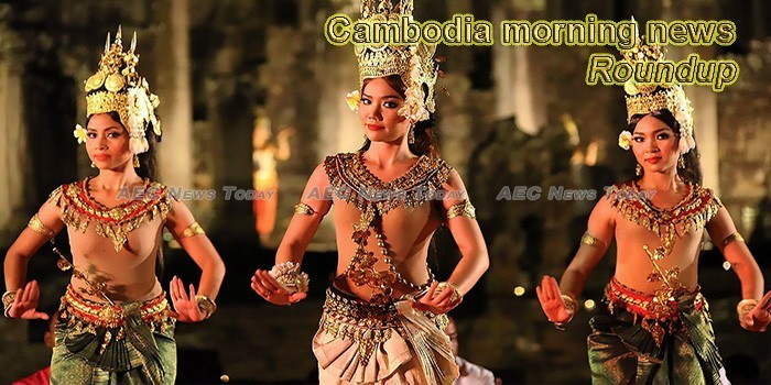 Cambodia morning news for April 16