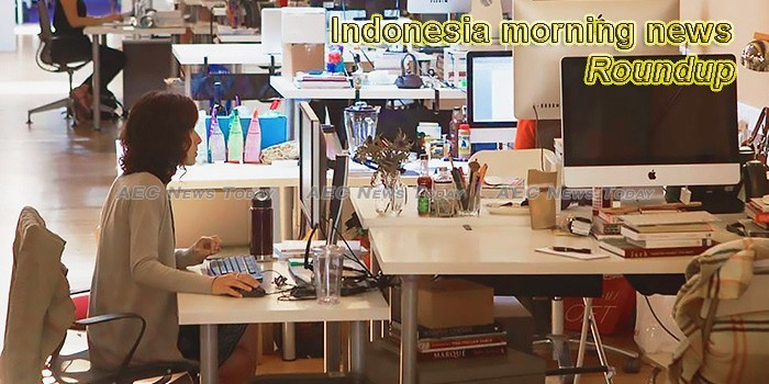 Indonesia morning news for April 23