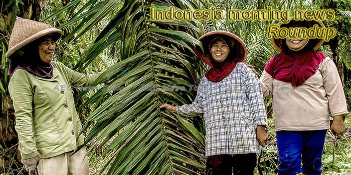 Indonesia morning news for April 10