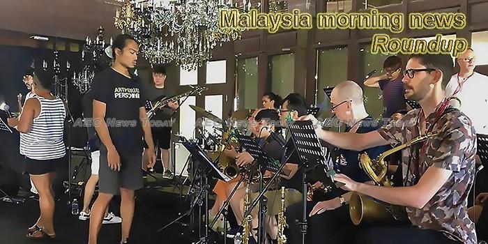 Malaysia morning news for April 29