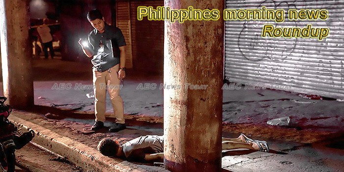 Philippines morning news for April 8