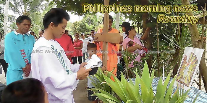 Philippines morning news for April 15