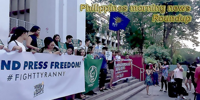 Philippines morning news for April 29