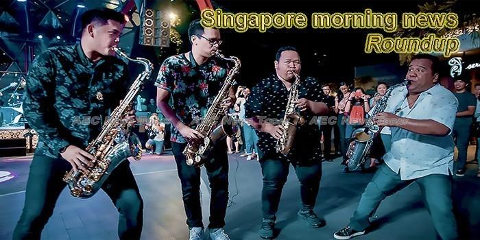Singapore morning news for April 29