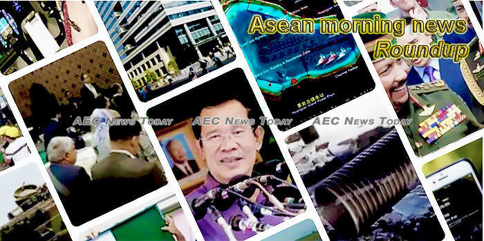 Asean morning news for July 15