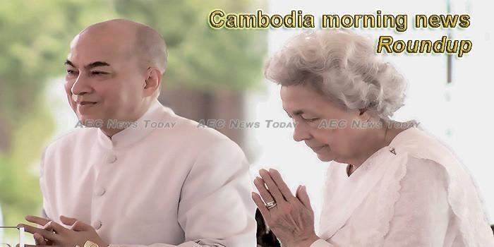 Cambodia morning news for May 15