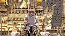 A new era: the coronation of King Vajiralongkorn in photos (gallery + video)