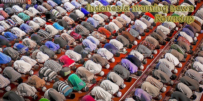Indonesia morning news for May 10