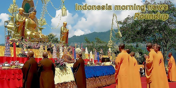 Indonesia morning news for May 16