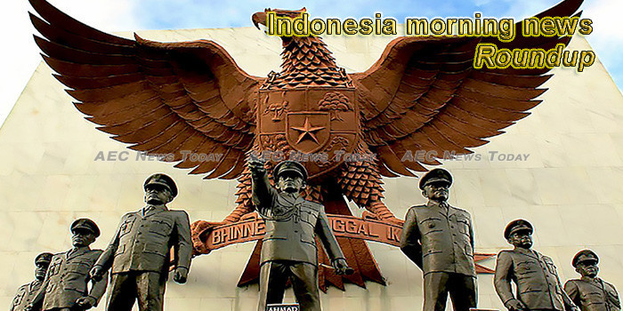 Indonesia morning news for May 28