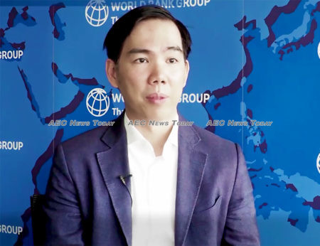 Kiatipong Ariyapruchya, a senior World Bank economist for Thailand: For Thailand to get to high-income through inclusive growth, Thailand must invest in human capital and continue implementation of economic reforms