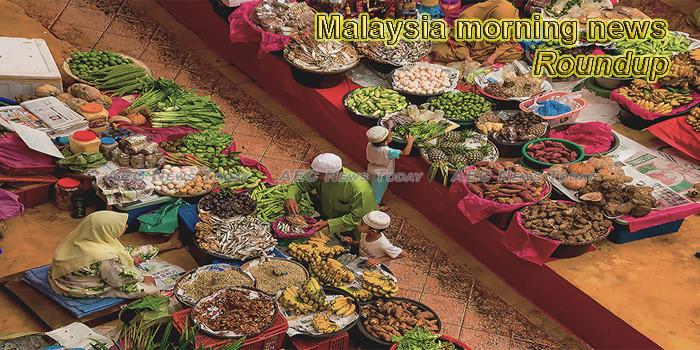 Malaysia morning news for May 23