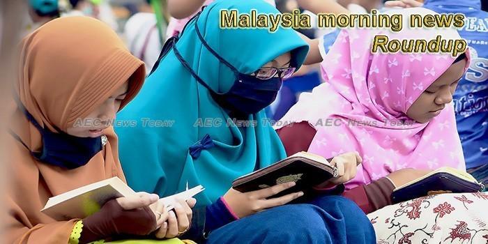 Malaysia morning news for May 6