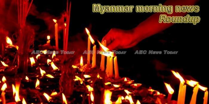 Myanmar morning news for May 15