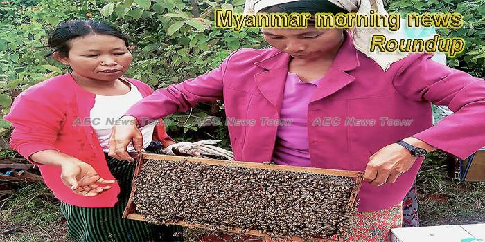 Myanmar morning news for May 23
